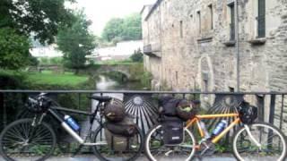 preview picture of video 'Camino de Santiago: Alicante - S. Compostela (1200 Kms) BIKE TRIP I - (2ª Parte)'