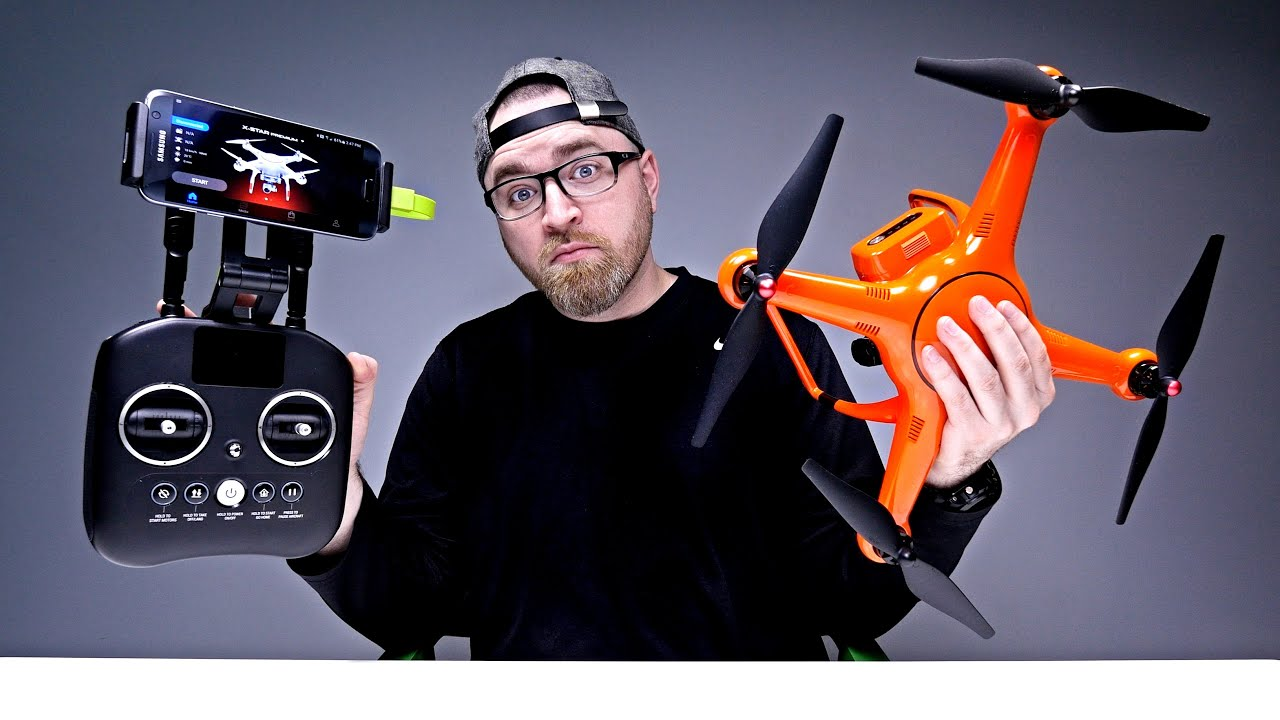 The Drone You've Been Waiting For... thumbnail