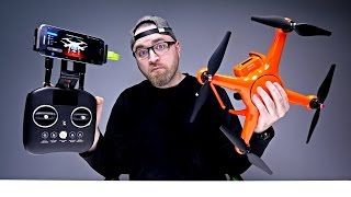 The Drone You've Been Waiting For...