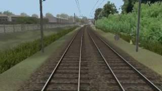 Shenfield - Southend Victoria Cabride (Part 1)