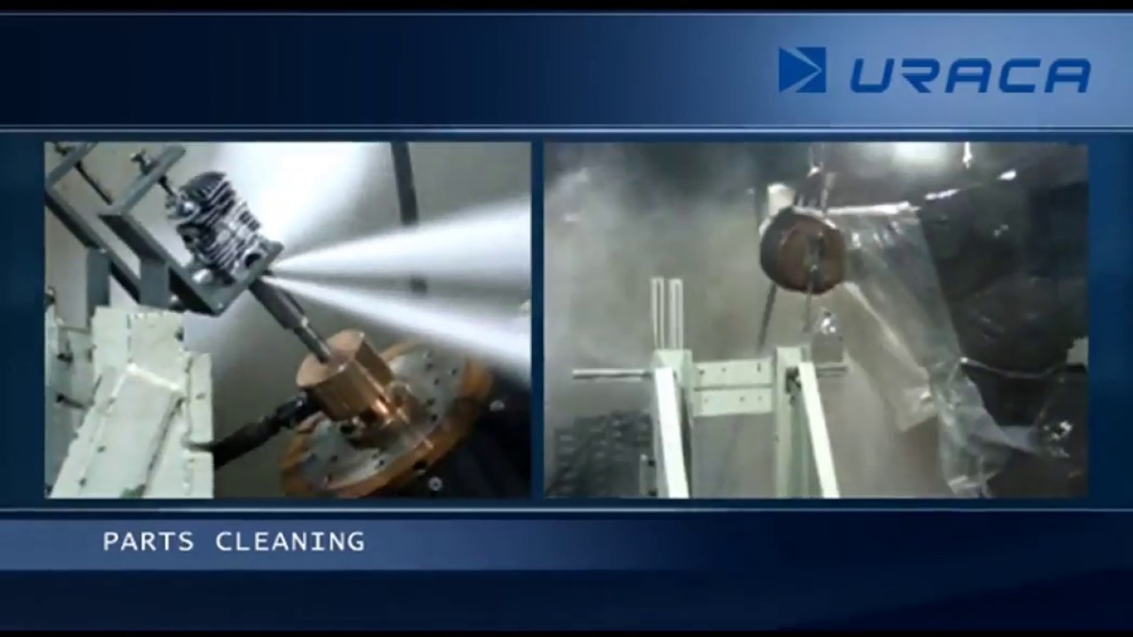 Example For Industrial Parts Cleaning Uraca_teilereinigung_parts_cleaning