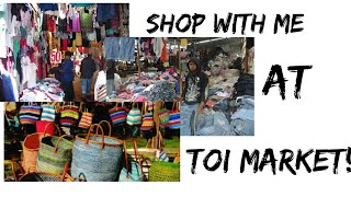SHOPPING AT TOI MARKET|THINGS YOU SHOULD KNOW|
