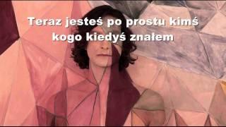 Gotye   Somebody That I Used To Know Feat. Kimbra Tłumaczenie PL