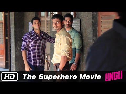 The Superhero Movie - Behind The Scenes - Ungli