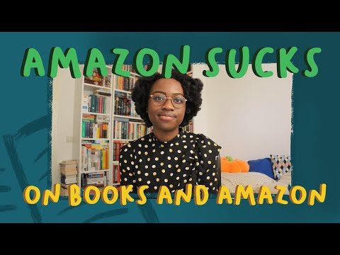 A Chat about Books and Amazon