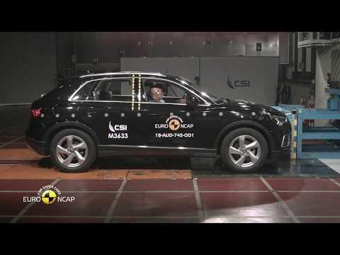 NCAP: Audi Q3
