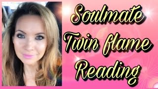 Soulmate & Twin Flames Tarot Oracle Reading