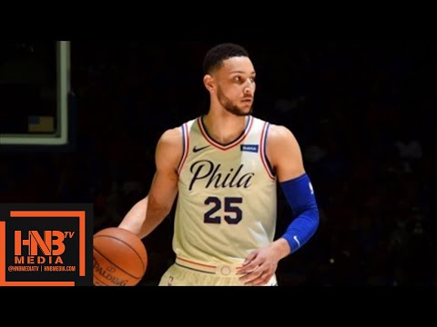 Miami Heat vs Philadelphia Sixers Full Game Highlights / Game 1 / 2018 NBA Playoffs