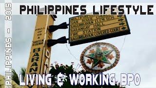 BPO Lifestyle Manila Philippines | Asia Travel  VLOG