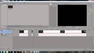 как нарезать видео в sony vegas pro