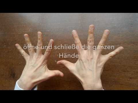 Krankheit Osteochondrose Brust