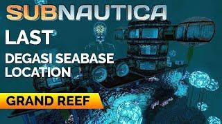 Degasi Seabase Grand Reef Location