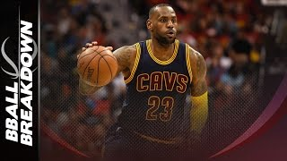 Why LeBron James Does Not Get Star Treatment From the Refs by BBallBreakdown