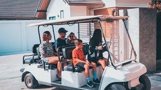 On visite 3 villas à vendre à Pattaya | Vlog Immobilier Thaïlande