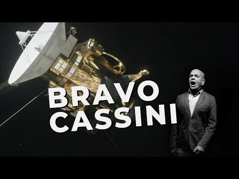 Le Cassini Opera, sung by Robert Picardo