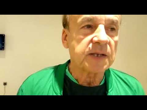 WATCH: Gernot Rohr Tell Complete Sports' Dare Esan How Nigeria Will Approach Algeria Game