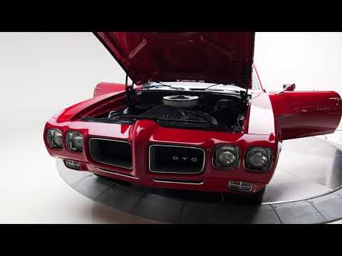 Video of '70 GTO - LPYW