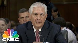 Rex Tillerson: Report On Russian Hacking Activities