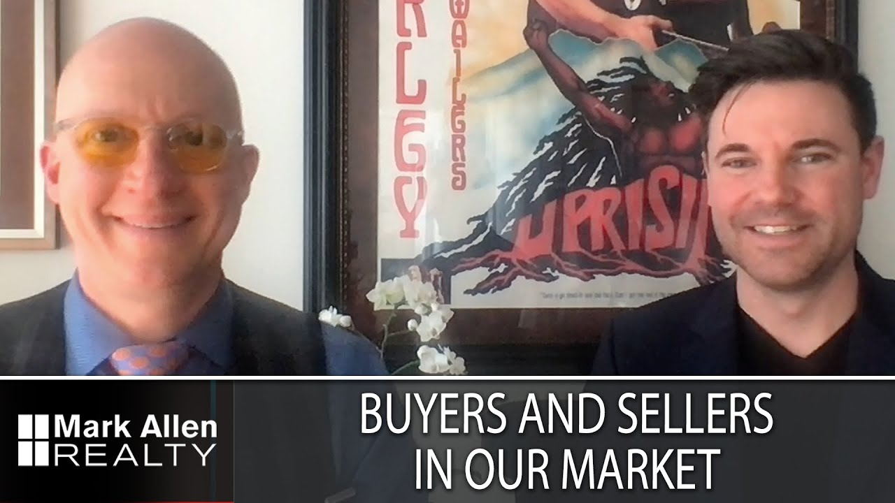How's the Market for Buyers and Sellers?