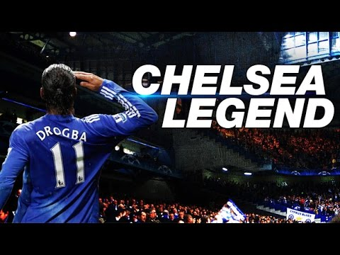 Didier Drogba - The King Of Chelsea