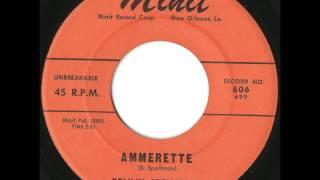 Benny Spellman - Ammerette - Rare Uptempo New Orleans RB / Popcorn