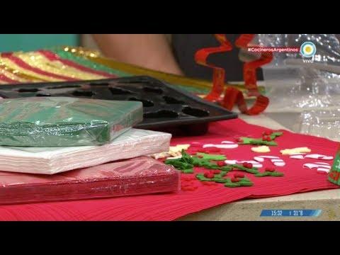 Bazar chef repostería para Navidad