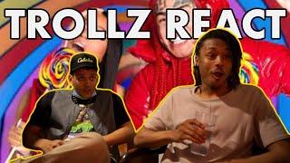 WAVV AND GRADY REACT TO TROLLZ (SUPER HILARIOUS!!!)  - 6ix9ine & Nicki Minaj (Official Music Video)
