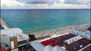 Travelling during COVID-19 - Playa del Carmen, Mexico