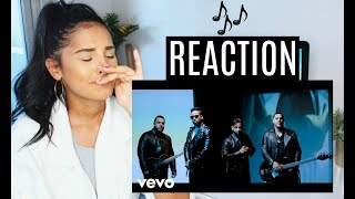 Aventura   Inmortal (Official Video) | REACTION