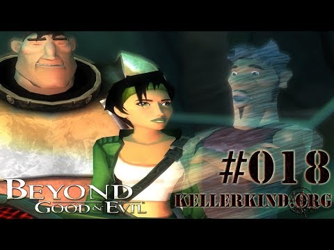 Schwein gehabt ★ #018 ★ We play Retro-Sonntag: Beyond Good and Evil [HD|60FPS]