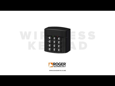 Roger H85 Keypad