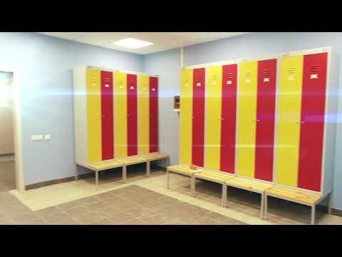 Центр спортивной подготовки РБ (Госстрой РБ 2019)