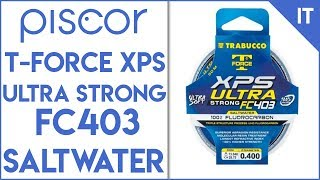Trabucco t force xps match extra strong