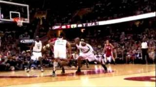 NBA All Star 2010 Dallas East vs. West--East roster HD