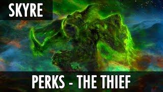 Skyrim Mod: Skyrim Redone Perks - The Thief