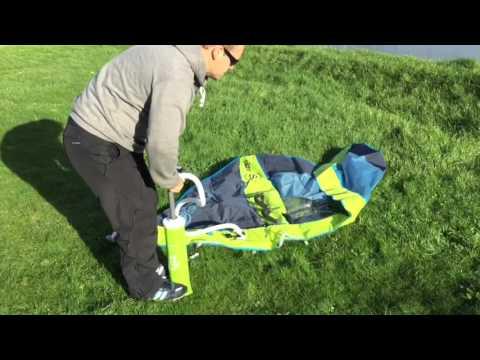 Arrows iRIG Inflatable Windsurf SUP Rig