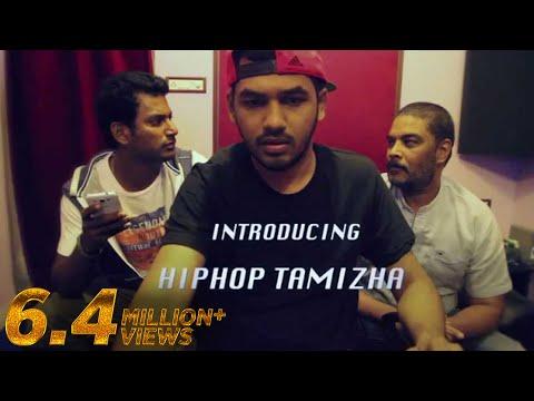 Introducing HipHop Tamizha - Aambala Single Teaser