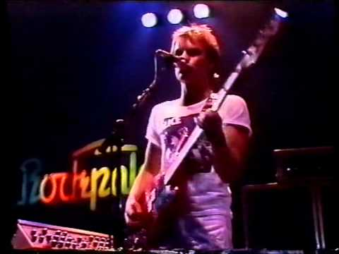 The Police - Driven To Tears (live in Essen)