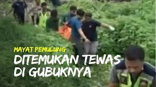 Pemulung di Makassar Ditemukan Tewas di Gubuknya yang Berada di Tanah Lapang