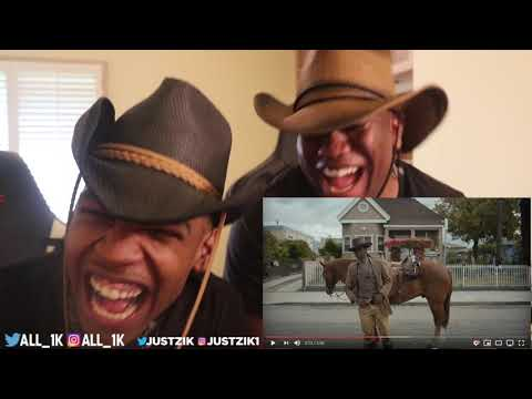 Lil Nas X - Old Town Road (Official Movie) Ft. Billy Ray Cyrus- REACTION