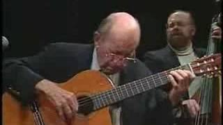 "Charlie Byrd Plays Jobim Famous ""Corcovado"""