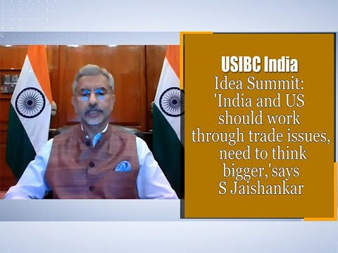 USIBC Summit: 'India and US should work through trade issues, need to think bigger: MEA