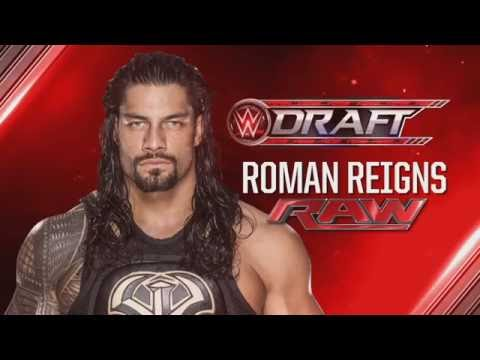 WWE LIVE SMACKDOWN/DRAFT 2016 HIGHLIGHTS HD