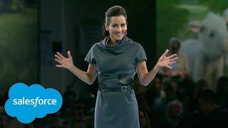 "Unilever - DF 1'8 Opening Keynote: ""Dreamforce: A Celebration of Trailblazers"""