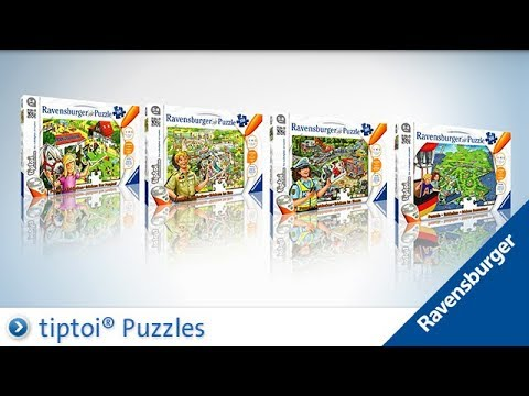tiptoi® Puzzles