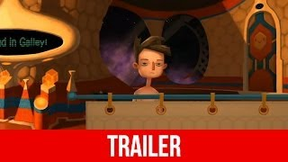 Broken Age - gameplay trailer