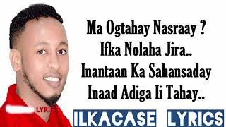Cabdi Fitaax Yare Hees Cusub Aamin Ma Leh   - YouTube