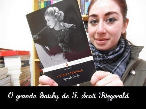 O grande Gatsby de F. Scott Fitzgerald [#desafiolivroseseusfilmes]