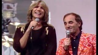 Charles Aznavour et Patrick Juvet - Mes emmerdes (1977)