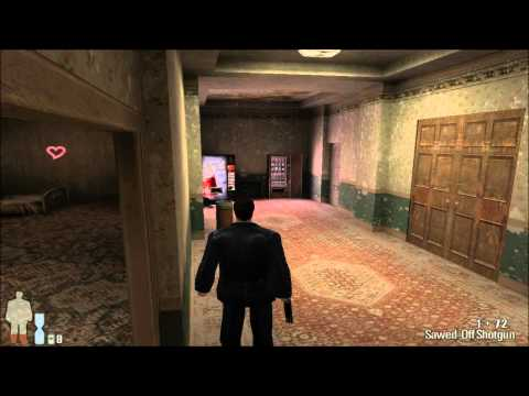 Gameplay de Max Payne